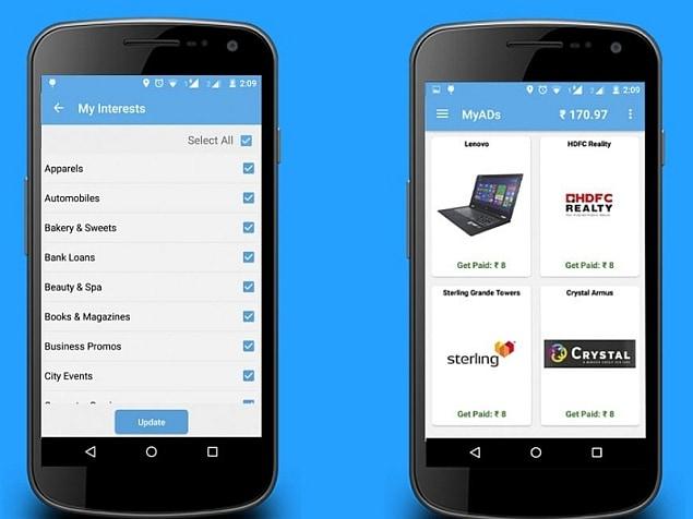 myads india app