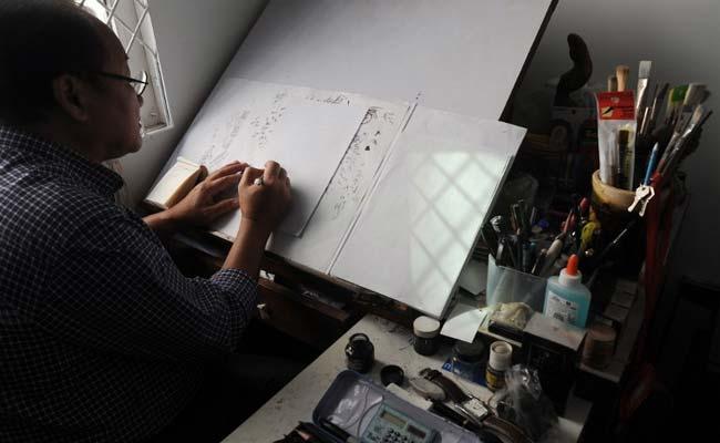 Myanmar Cartoonists Sharpen Pencils As Satire Makes A Comeback