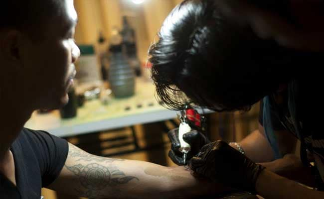 Traditional Tattoos In Myanmar Are All The Rage