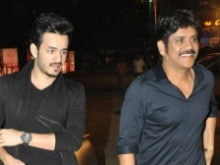 Nagarjuna Was in a 'State of Shock' After Son's Film <I>Akhil</i>'s Failure
