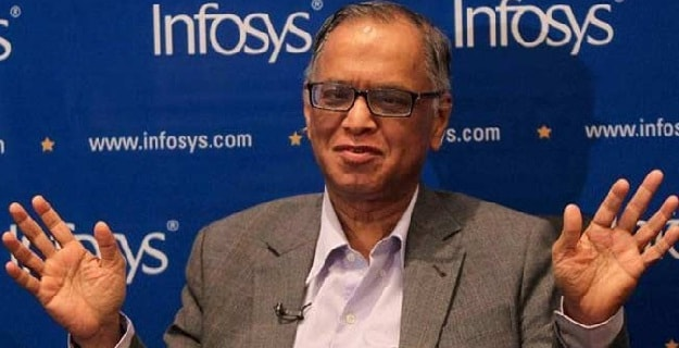 It Will Be 'Decade of Entrepreneurs' in India: Narayana Murthy