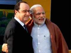 भारत-फ्रांस में हुए 16 समझौते, स्मार्ट सिटी से जुड़े तीन करार भी शामिल