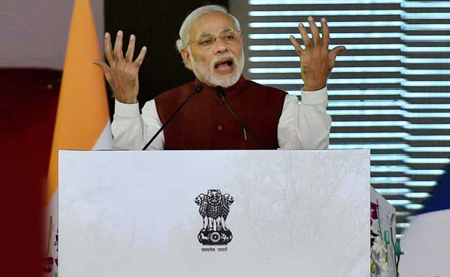 In Heavy Duty Visit To Assam, PM Narendra Modi Targets Congress Stronghold