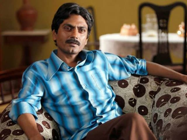 The Only Award Nawazuddin Siddiqui Won For Gangs of Wasseypur