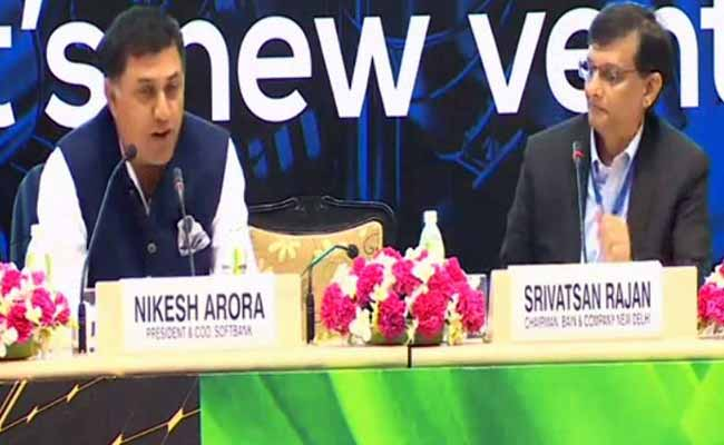 'Solve A Problem, Money Will Find You': Softbank's Nikesh Arora At Start-Up Meet