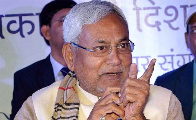 Nitish Kumar Attacks Centre For 'Ignoring' Bihar In Smart City List