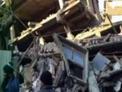 6.7 Magnitude Earthquake Hits Northeast India: Live Updates