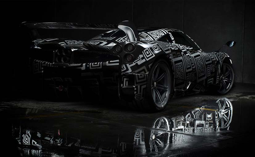 Pagani Releases Teaser Image of the More Extreme Huayra BC