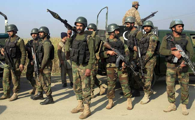11 Soldiers Dead, 13 Wounded In Suicide Attack In Pakistan's Swat Valley