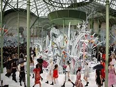 Paris Vows Security Will Not Rain On Its Fashion Parade