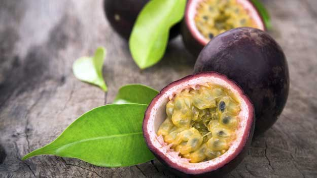 Luscious Passion Fruit Is A Food For The Senses