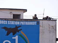 पठानकोट एयरबेस स्टेशन पर हमले की आशंका, सघन तलाशी के बाद अफसरों ने ली राहत की सांस