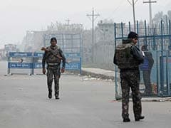 Pathankot: 5 Terrorists Killed, A Sixth's Body Not Yet Recovered