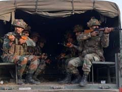 SWAT Teams, Choppers At Gurdaspur On Day Of Search Operations