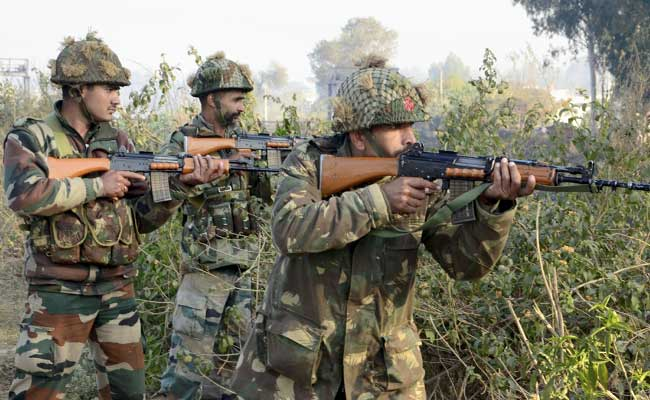 Pathankot Security Operation Most Successful, Says BJP