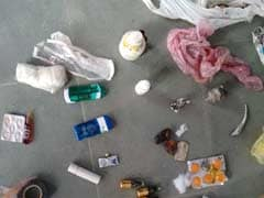 Pathankot Terrorists Carried Painkillers Made In Lahore, Syringes From Karachi