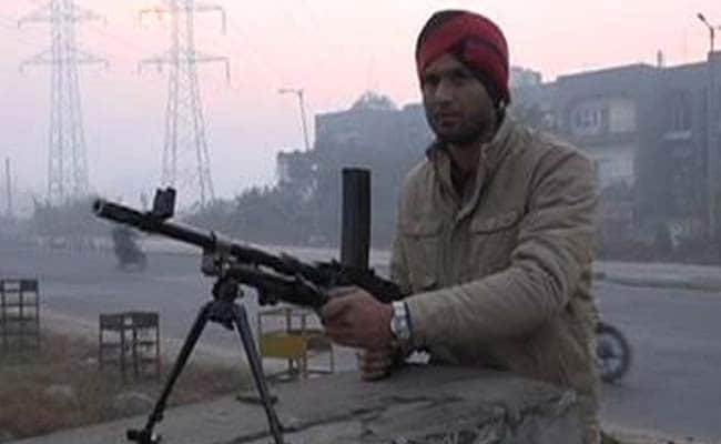 Pathankot-Jammu Highway Sealed, City On High Alert
