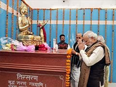 Narendra Modi First PM To Visit Lucknow In 11 Years