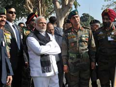PM Narendra Modi Visits Pathankot Air Base: 10 Developments