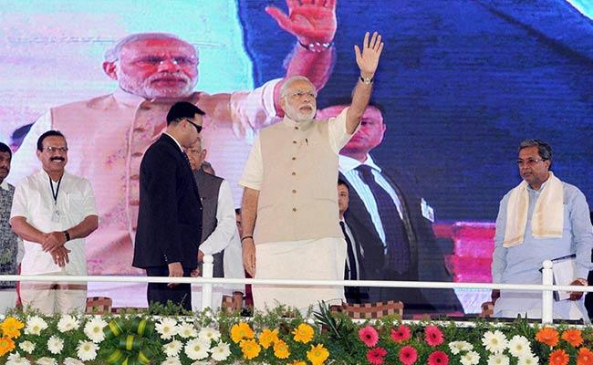 PM Modi Calls For Integrating Yoga, Indian Medicine In Health Care