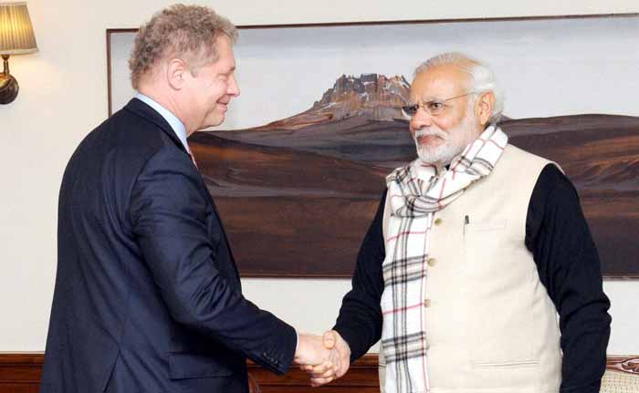 Gavi CEO Meets PM Modi, Discusses Strategic Partnership In Vaccine