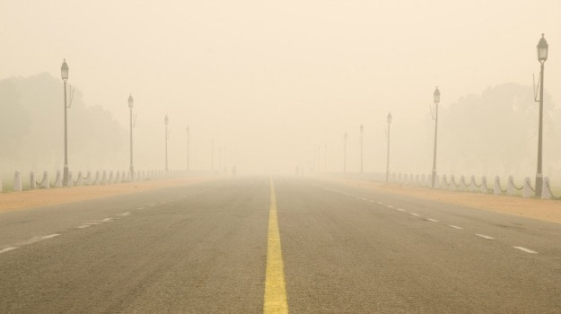 Volume of Pollutants in Delhi's Air on the Rise
