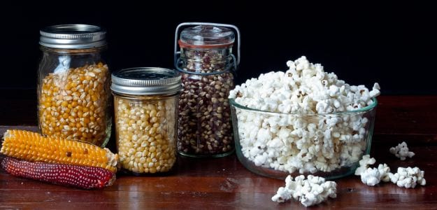 DIY Popcorn: Give Ancient Superfood A Kick