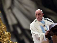 Pope: Now's The Time To End Indifference, 'False Neutrality'