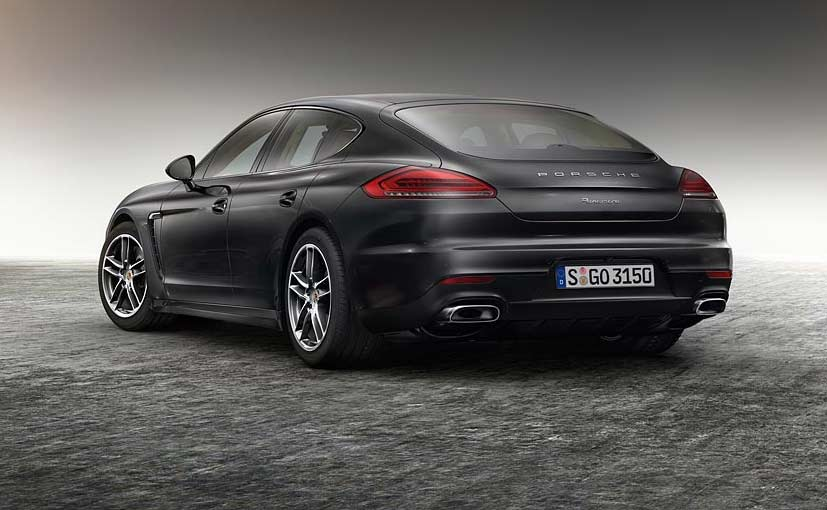 Porsche Panamera Diesel Edition Launched in India at Rs 104 Crore