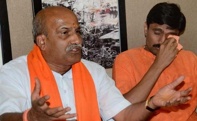 Pramod Muthalik Can't Enter Goa Yet, Supreme Court Asks For Latest Ban Order