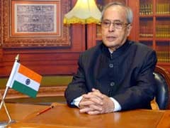 Full Text Of President Pranab Mukherjee's Address On The Eve Of The Republic Day