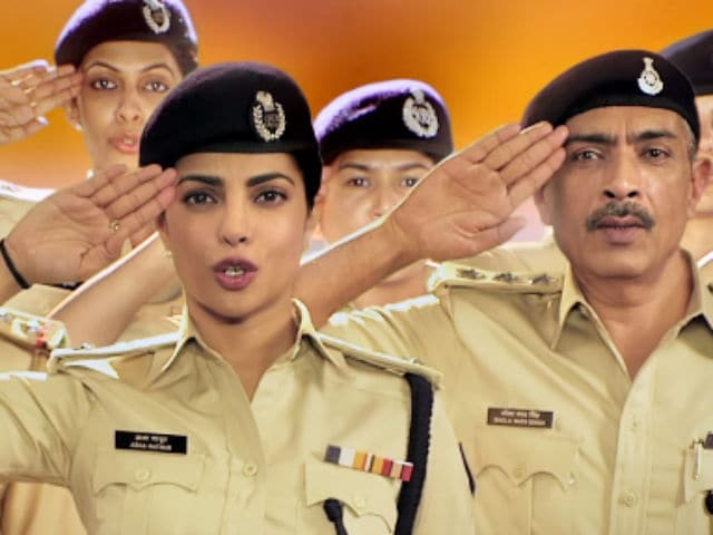How Priyanka Chopra Paid Tribute to Women Police Officers on Republic Day