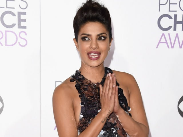 Priyanka Chopra to Receive Padma Shri, Says It is 'Extremely Special'