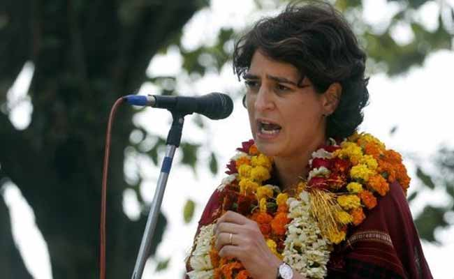 'Illegal Liquor Trade Thrived': Priyanka Gandhi On UP, Uttarakhand Deaths