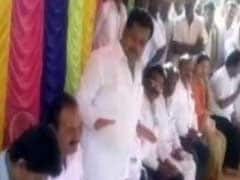 Congress Minister Denied He Had Cop Transferred. Then, A Video Pops Up.