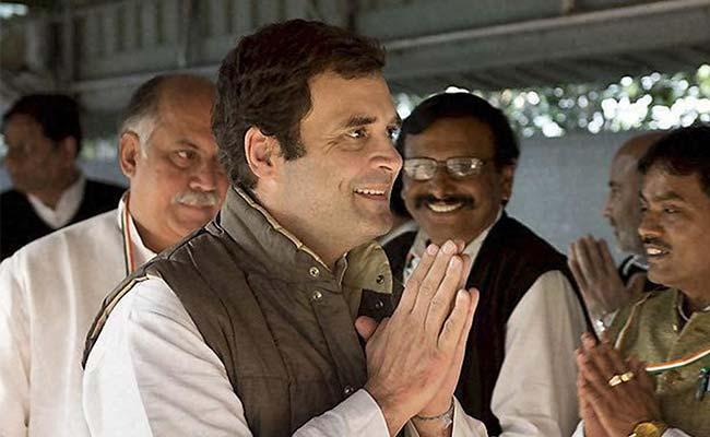 Amarinder Singh Meets Rahul Gandhi, Discusses Party Affairs In Punjab