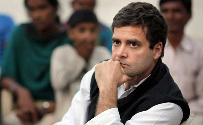 Rahul Gandhi Returns From Europe Trip, To Hold Meeting With Congress Leaders
