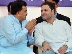 Sanjay Nirupam Gets Clean Chit From Rahul Gandhi Over Articles On Nehru, Sonia Gandhi