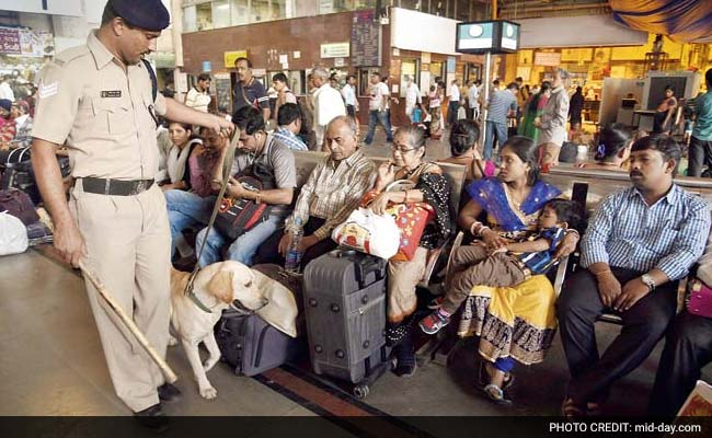 'ISIS E-Mail' Warns Of Terror Strikes On Delhi-Mumbai Trains