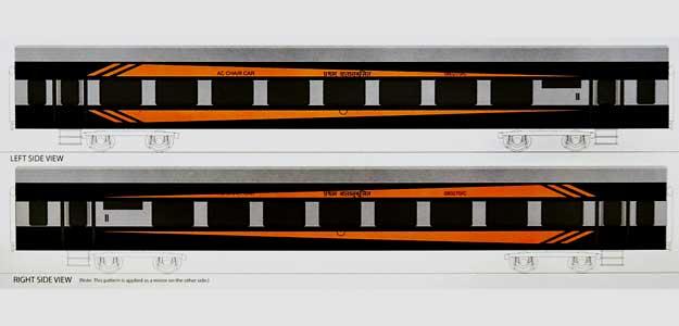 Railways Picks Vibrant Colours for Semi-High Speed Train Coaches: Report