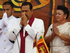 Sri Lanka PM Mahinda Rajapaksa To Step Down, Tweets His Son