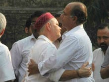 Ashutosh Gowariker, Raj Zutshi Bid Final Farewell to Rajesh Vivek