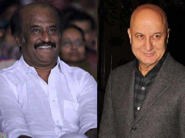 Padma Awards: Rajinikanth, Anupam Kher on List of Awardees