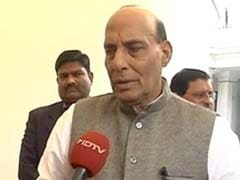 Rajnath Singh Reviews Security In Delhi Ahead Of Republic Day