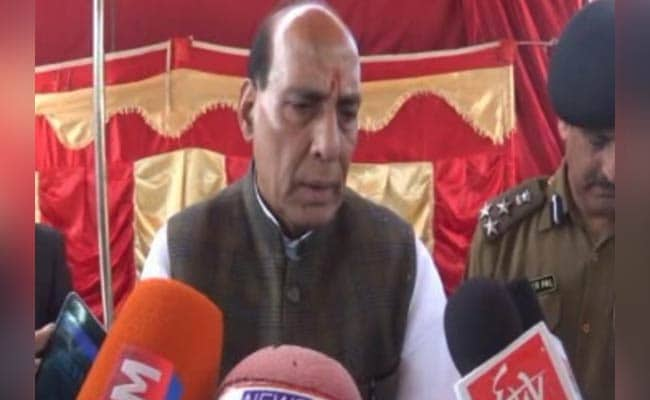 Without Intelligence, Pathankot Attack Could Have Been Worse: Rajnath Singh