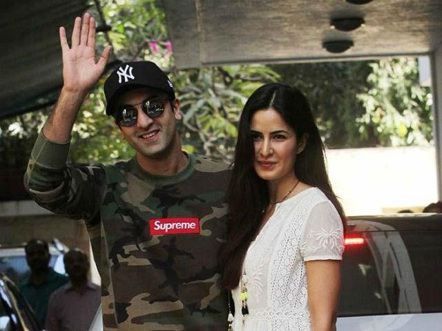 Ranbir, Katrina Are Framed in New Jagga Jasoos Still