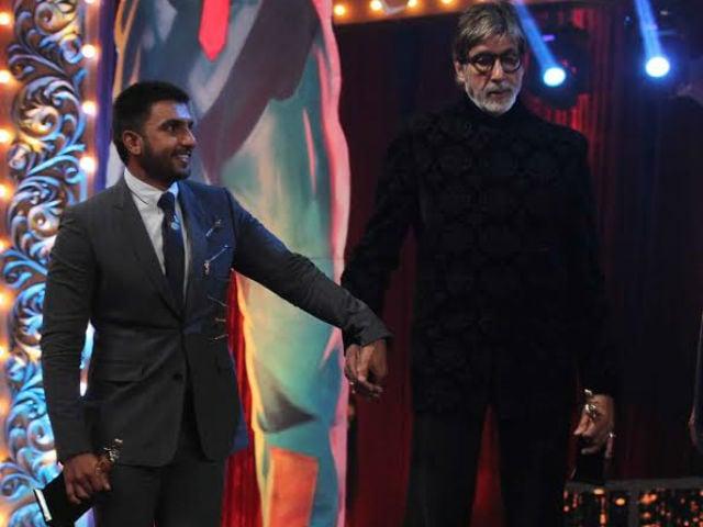 Screen Awards 2016: Big B, Ranveer Share Best Actor Award