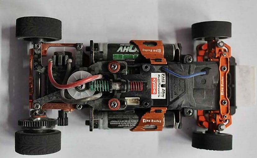 RC Car Mechanism