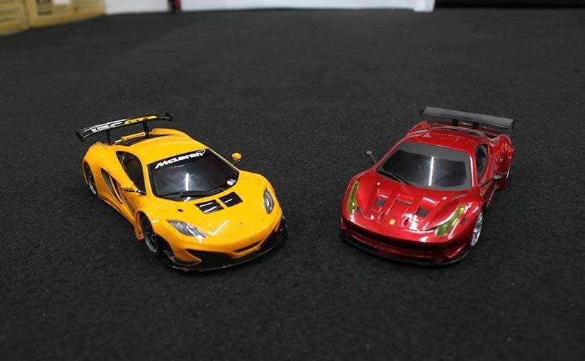 RC X Racing Cars