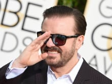 Golden Globes: Ricky Gervais Returns as Host, Provokes Hollywood